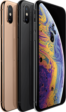 iPhone Xs - family