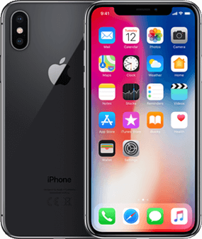 iPhone 8 versus iPhone X mobiel