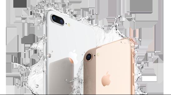 Design iPhone 8 vs 8 Plus