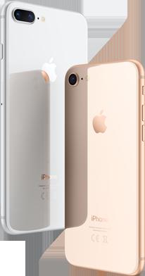 iPhone 8 versus iPhone 8 Plus