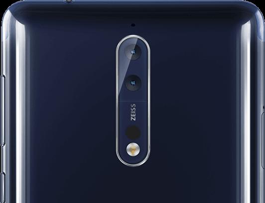 Nokia brand page header