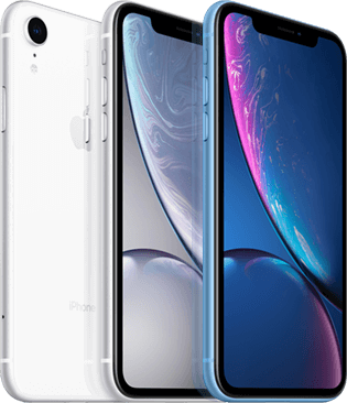 Apple iPhone Xr hero