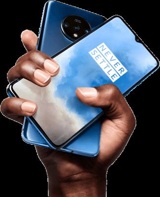 OnePlus brand page hero desktop