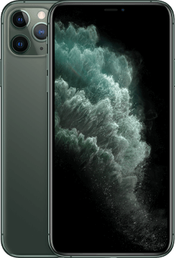 iPhone 11 Pro Max Midnight green - desktop