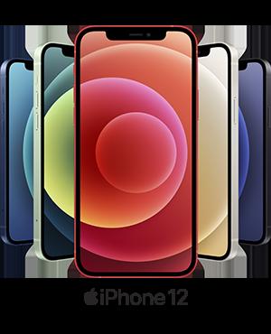 iPhone 12 key visual desktop