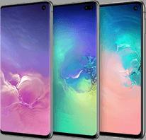 Samsung Galaxy S10, S10+ en S10e
