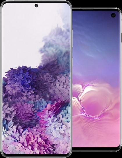 Samsung Galaxy S20 Plus vs Samsung Galaxy S10 Plus hero