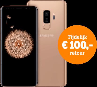 100 euro cashback samsung s9
