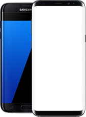 Samsung galaxy s8 versus s7 edge mobiel hero